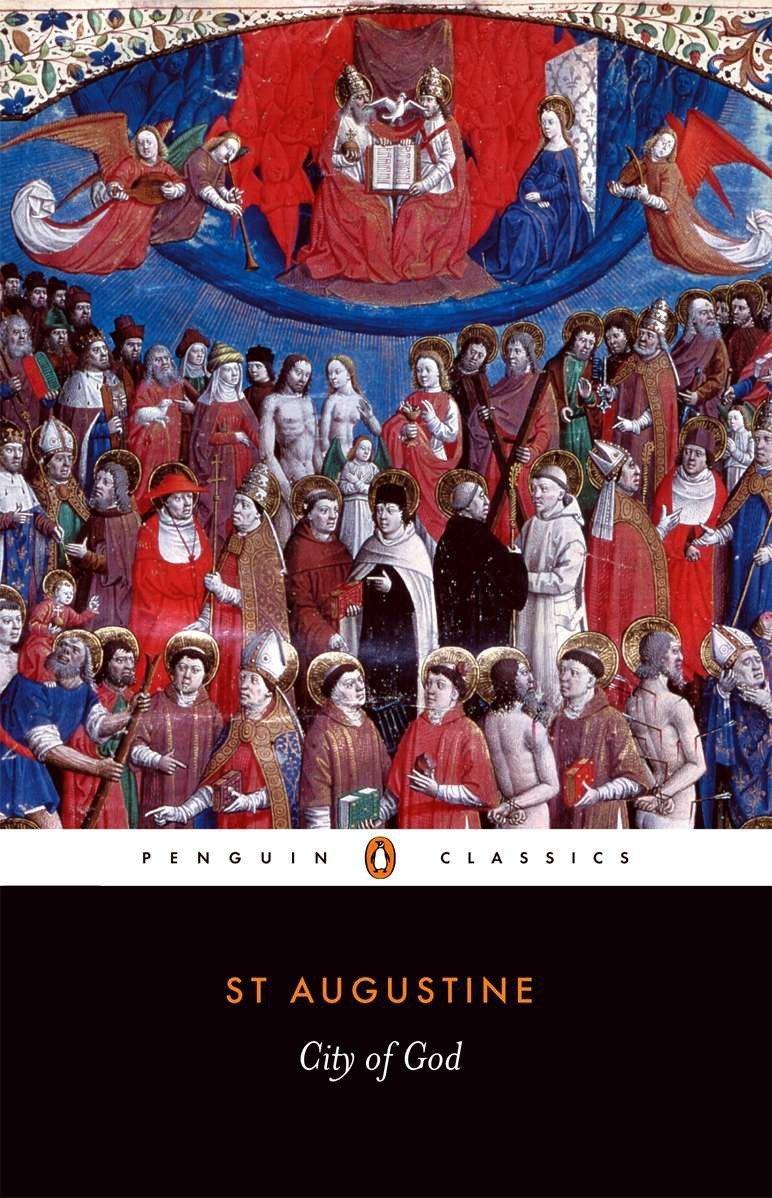City of God (Penguin Classics): Amazon.es: Saint Augustine ...