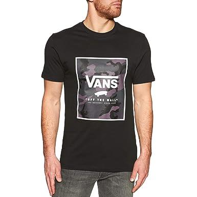 9fd3a7c72 Vans Men's Print Box T-Shirt: Vans: Amazon.co.uk: Clothing