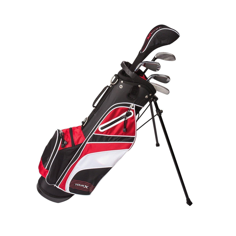 Tour LH X [並行輸入品] Size 2 5pc Jr Golf B07CWQDKN5 Set w/Stand Bag LH [並行輸入品] B07CWQDKN5, 高級ブランド:45779ef9 --- cooleycoastrun.com