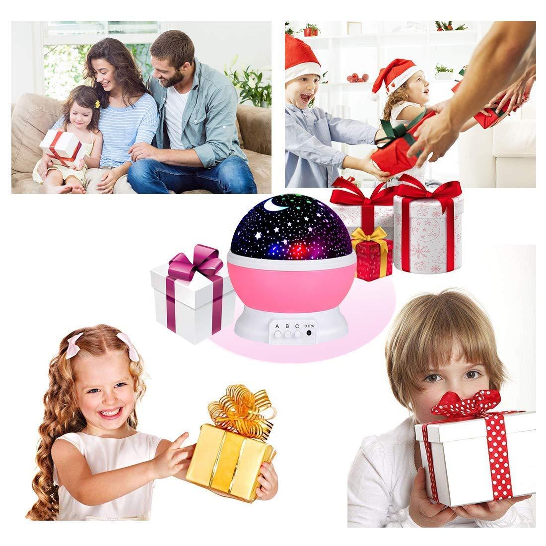Regali Di Natale Per Una Ragazza Di 12 Anni.Giocattoli Per Ragazze Di 3 12 Anni Cymy Proiettore Stella Luce