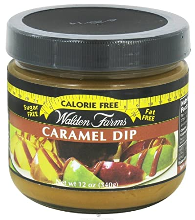 Walden Farms - Calorie Free Dip Caramel - 12 oz (pack of 2)