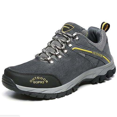Zapatillas de Senderismo Running para Hombres Zapatos Deportivas Gimnasio Correr Deportes de Exterior y Interior Fitness Casual Sneakers: Amazon.es: Zapatos ...