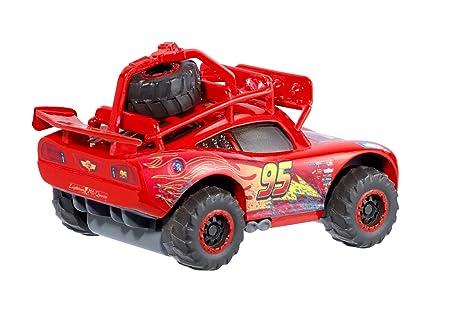 Cars 2 - Vehículos Todoterreno McQueen (Mattel BDF63): Amazon.es ...