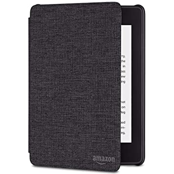 All New Kindle Paperwhite Water Safe Fabric Cover 10th Generation 2018