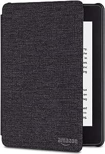 Capa de tecido resistente à água para Kindle Paperwhite (10ª Geração não compatível com as versões anteriores do Kindle Paperwhite) - Cor Preta