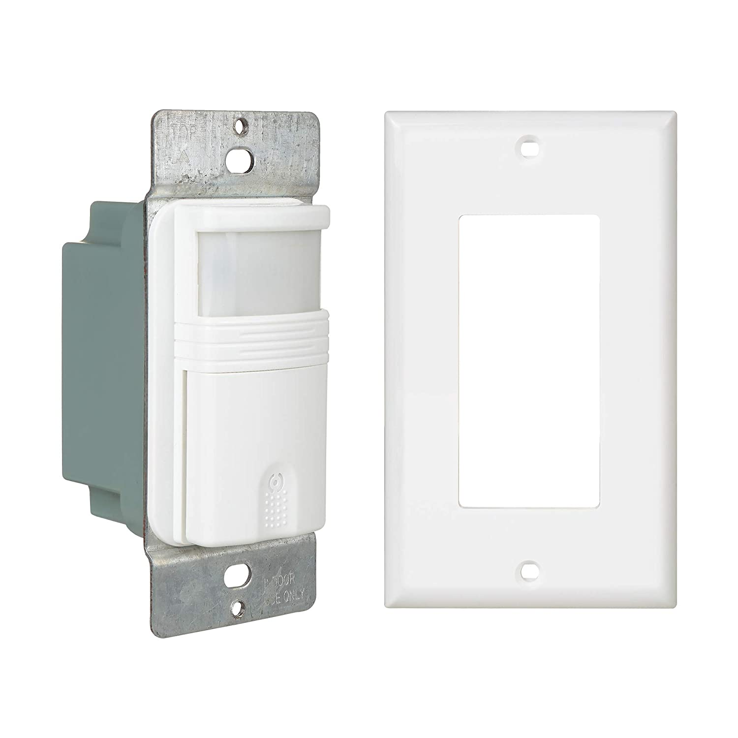 Wiring 3 Way Motion Sensor Switch Pack Of 2 White Light Neutral Wire