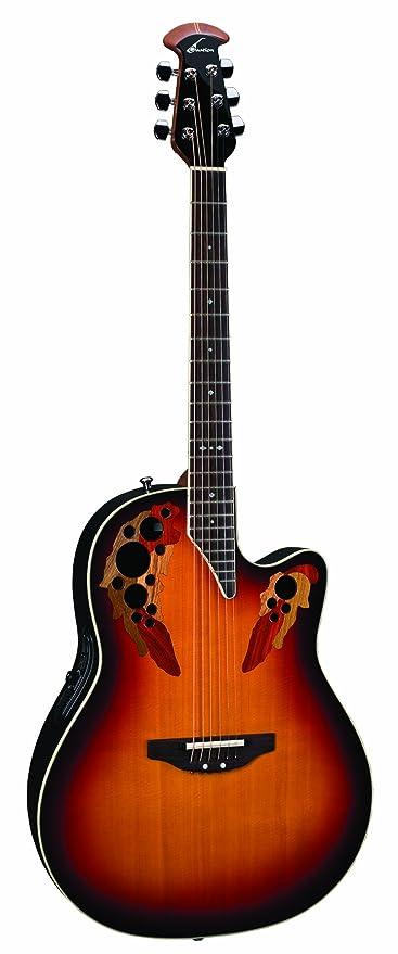 Ovation estándar Elite 2778 AX Electroacústica guitarra