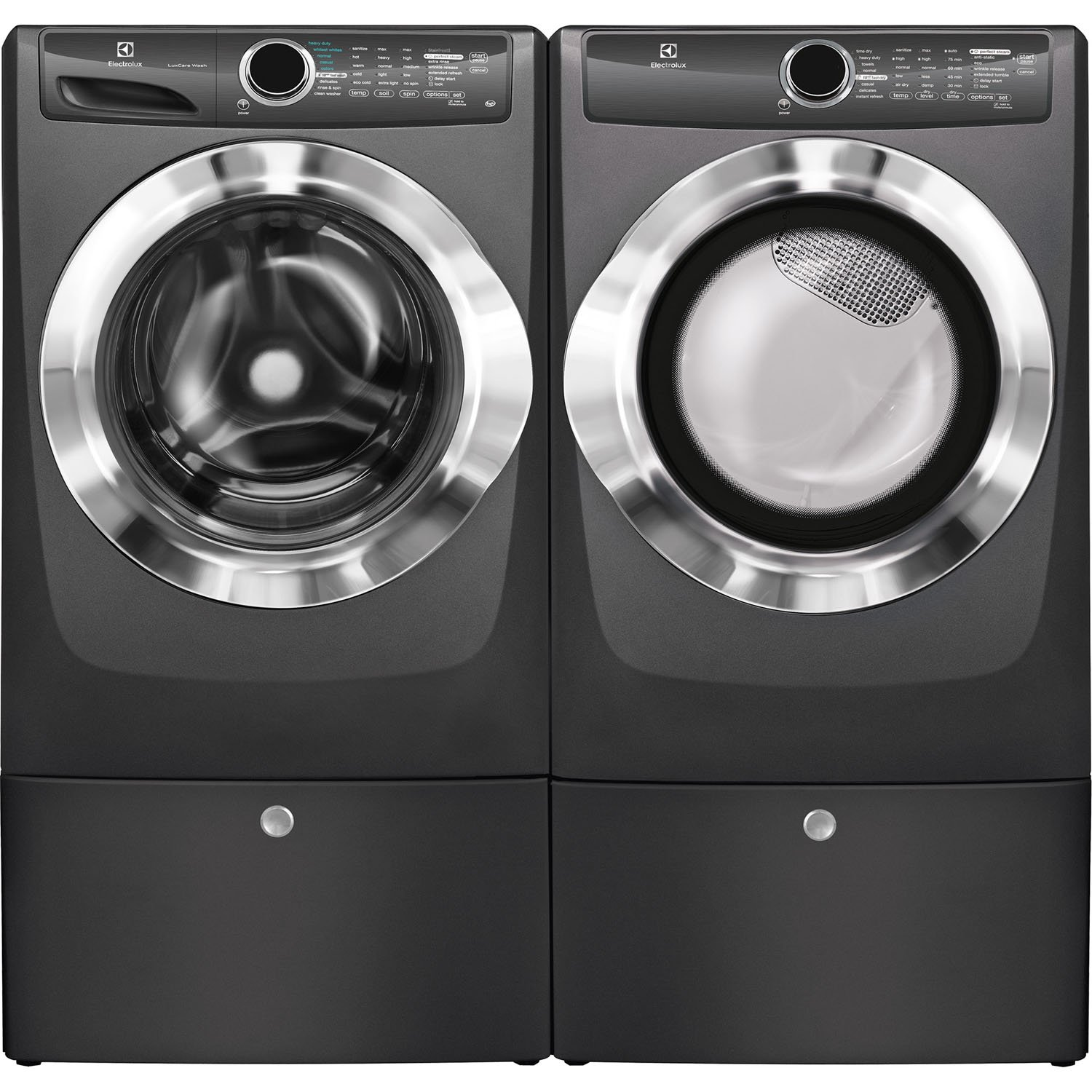 nzl pedestal and dp electric appliances electrolux load pedestals dryer washer front set with amazon com