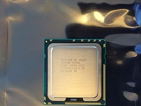 Intel Genuine XEON SLBV5 X5680 3.33GHz 12MB 6.4GT//S LGA1366 Hex Core Processor