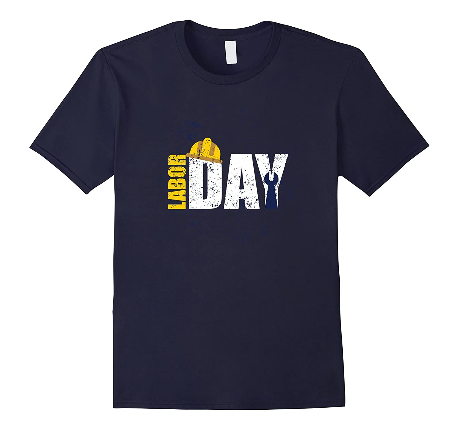 Labor Day T-shirt Happy and Free Labor Day-BN