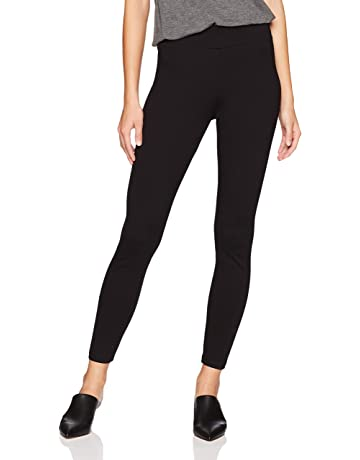 701e9f471356d5 Amazon Brand - Daily Ritual Women's Ponte Knit Legging