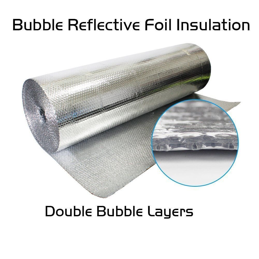 AES REFLECTIX BP24050 24'' x50' Foil Insulation Double Bubble Reflective Insulation by AES (Image #5)
