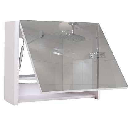 Mendler Spiegelschrank HWC-B19, Wandspiegel Badspiegel Badezimmer ...