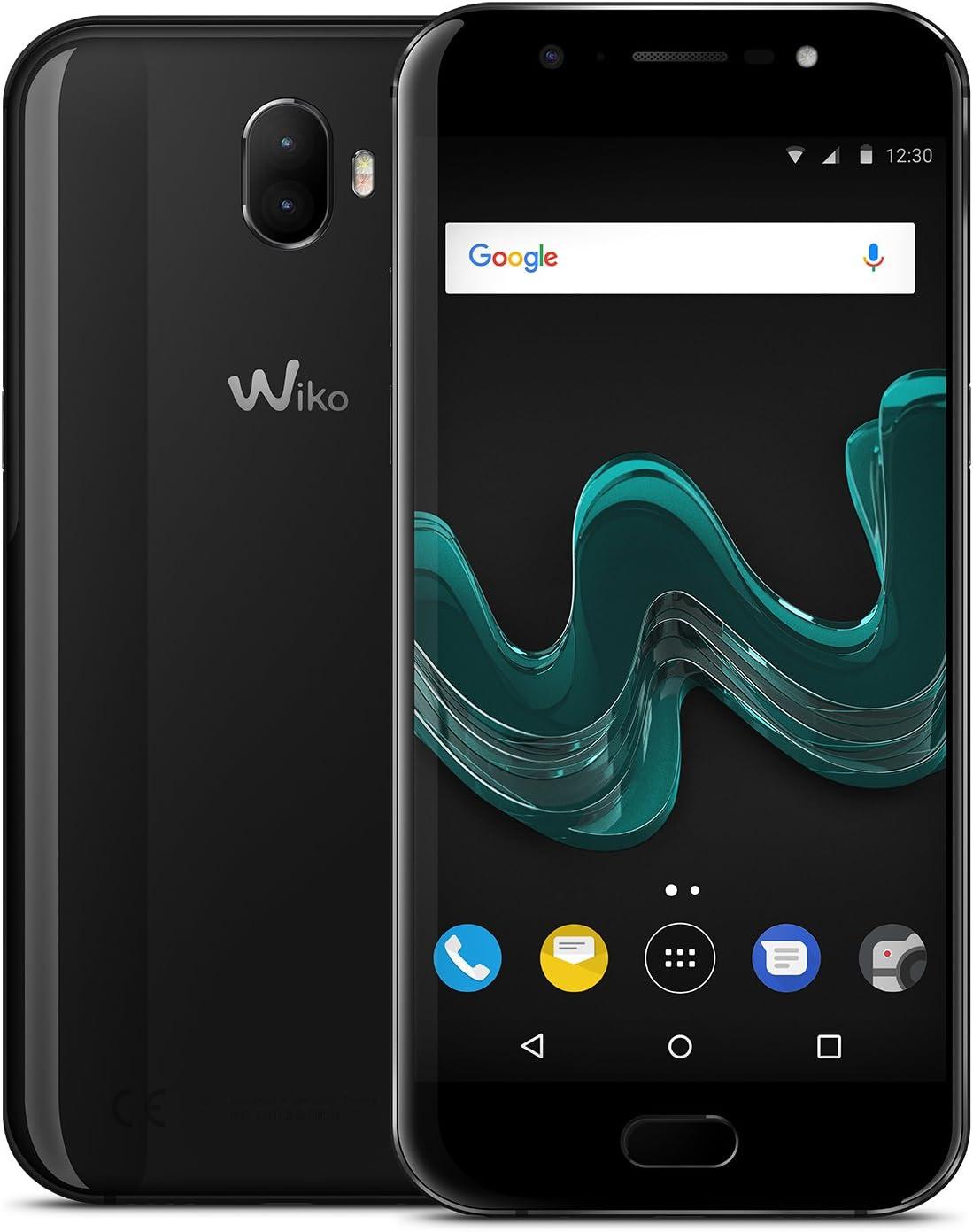 Wiko WIM SIM Doble 4G 64GB Negro: Wiko: Amazon.es: Electrónica