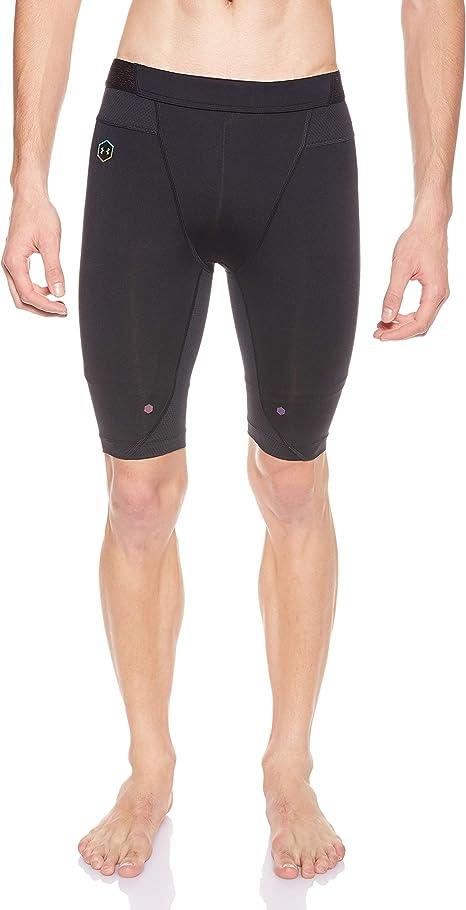 Under Armour Men/'s Compression Shorts UA HeatGear Armour 2.0 Half-length Compression Trousers