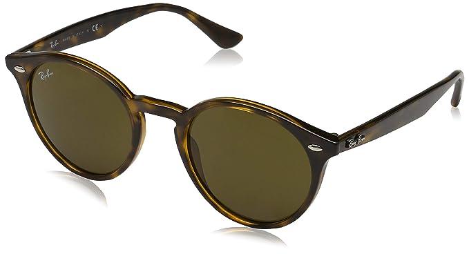 Amazon.com: Ray-Ban RB2180 - Gafas de sol redondas: Ray-Ban ...