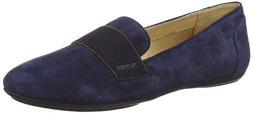 abbigliamento sportivo ad alte prestazioni in magazzino nuovo concetto Geox Donna Charlene, Women's Loafers: Amazon.co.uk: Shoes & Bags
