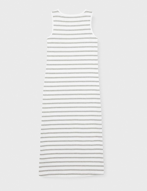 NAME IT Nkfvippa SL Maxi Dress Vestido para Niñas