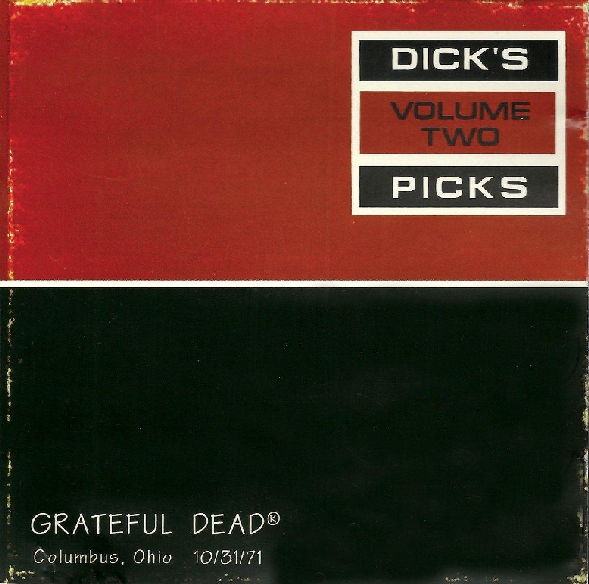 Grateful Dead - Dick's Picks Vol. 2: Columbus, Ohio 10/31/71 - Amazon.com  Music