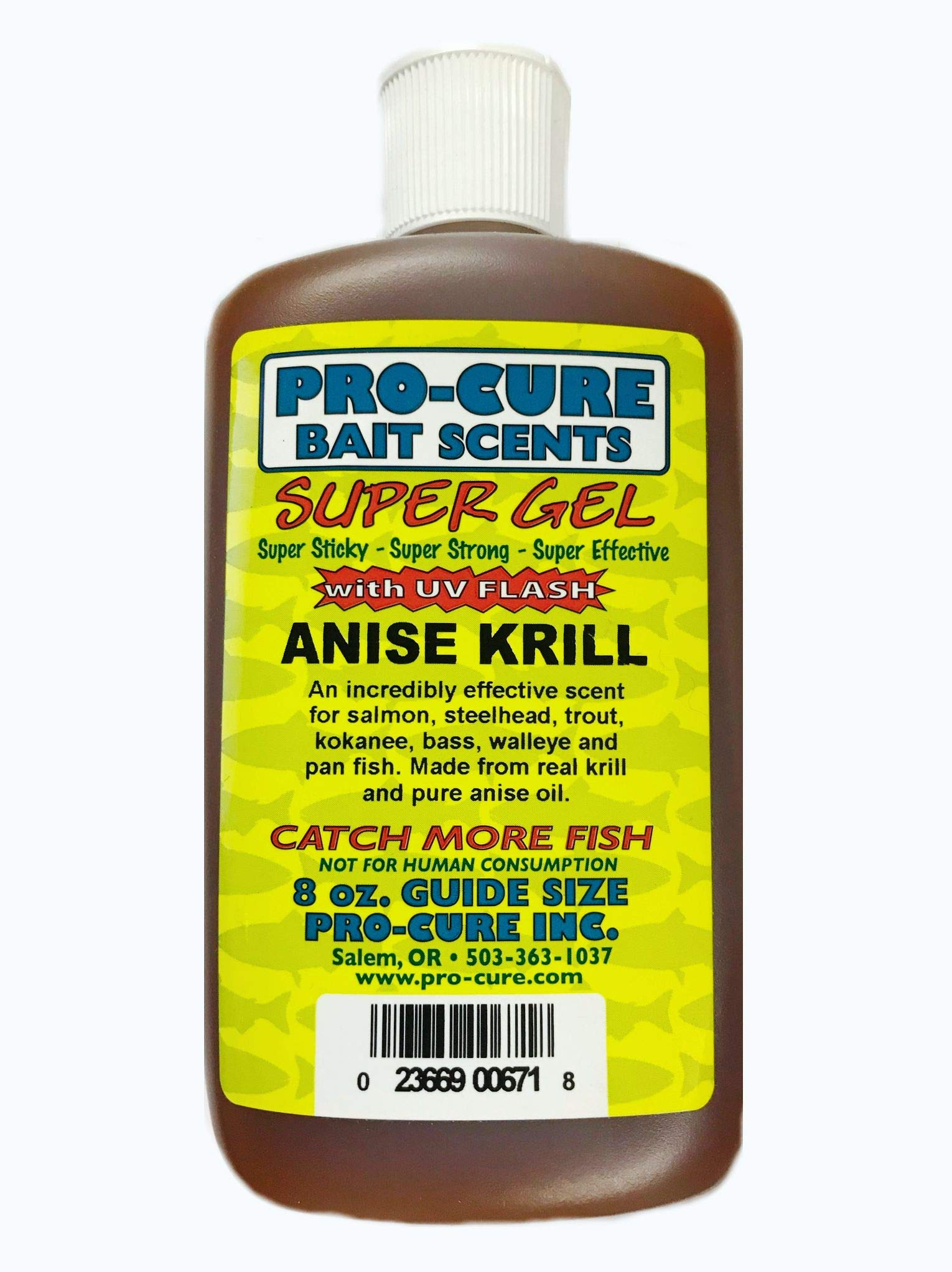 Pro-Cure Anise Krill Super Gel, 8 Ounce