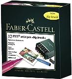 PITT Artist Big Brush Pen Set of 12 - Atelier Box