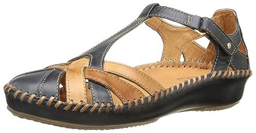 Pikolinos P. Vallarta 655_v17 Damen Geschlossene Sandalen mit Keilabsatz