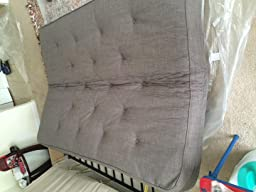 Better Homes And Gardens Wood Arm Futon With