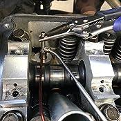 V8 Tools 3826 Mighty Worm Elévateur magnétique