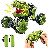 Euyecety Dinosaur Remote Control Toy (grön)