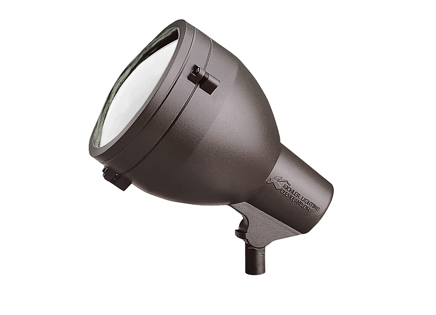 Kichler 15251azt hid high intensity discharge accent 1 light 120v kichler 15251azt hid high intensity discharge accent 1 light 120v textured architectural bronze landscape spotlights amazon aloadofball Choice Image