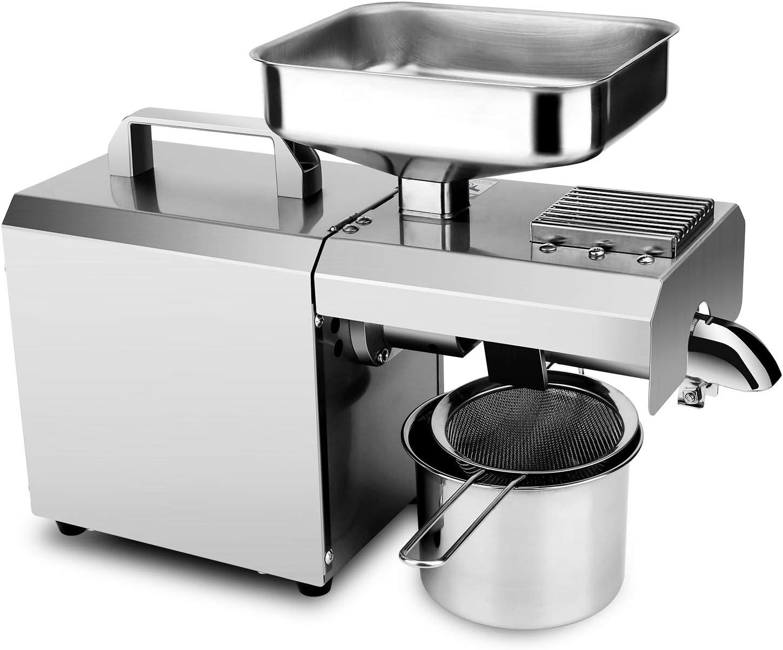 idabay prensa de aceite Prensa de huilerie eléctrica máquina de ...