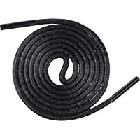 3 Pairs Shoelaces Round Waxed Shoe Laces 80 cm Dress Shoelaces for Men and Women's Casual and Dress Shoes