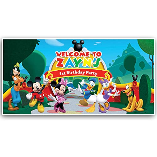 Mickey Mouse Clubhouse Party Decorations from images-na.ssl-images-amazon.com