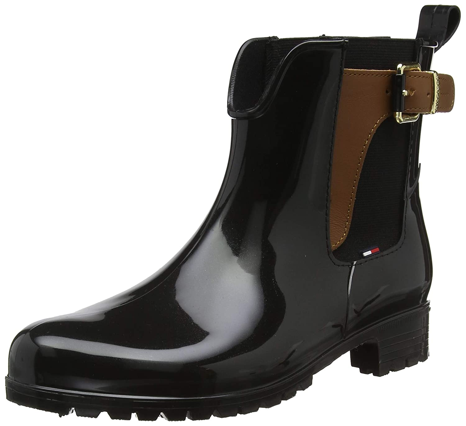 the latest 0b3c3 72f3c Tommy Hilfiger Women's O1285xley 2z2 Ankle Boots