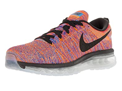 finest selection ae553 9aafb Amazon.com   Nike Men s Flyknit Max Running Shoe   Road Running