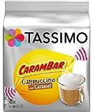 TASSIMO Cappuccino Carambar 16 Tdisc - Pack de 5 (80 Tdisc)