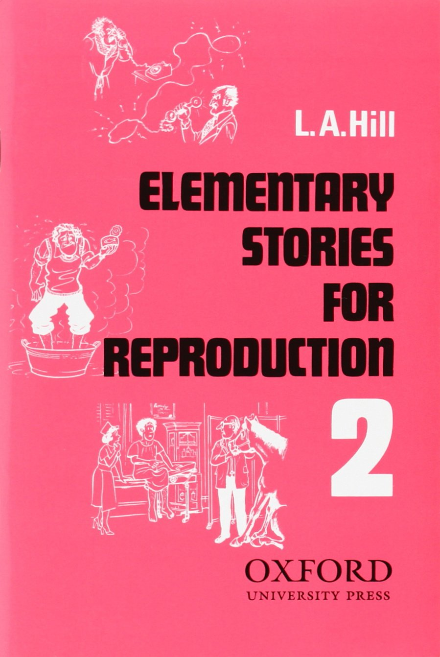 Stories for Reproduction: Elementary: Book (Series 2): L a