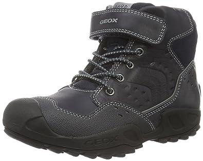 huge discount 29879 ecf32 Geox Stiefel Jungen, Farbe Blau, Marke, Modell Stiefel Jungen J New Savage  Boy Blau