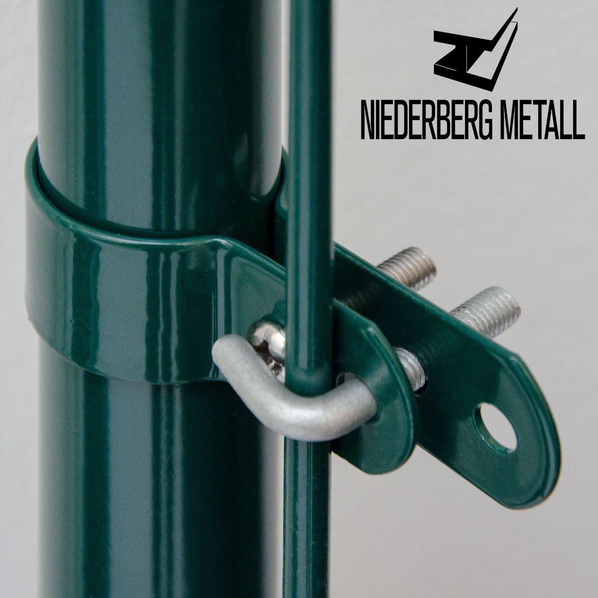 NIEDERBERG METALL Schelle ˜34mm Befestigungsschelle Metall