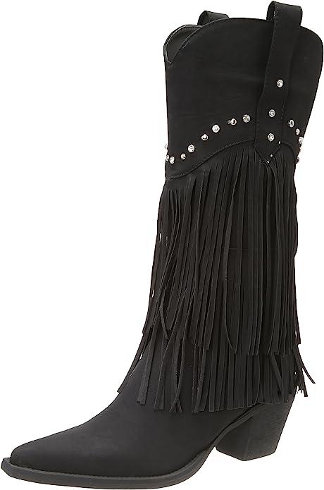 White Black Brown Rhinestone Western Cowboy Cowgirl Boots fit American Girl Doll