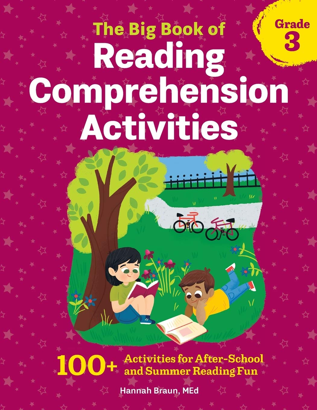 - The Big Book Of Reading Comprehension Activities, Grade 3: 100+