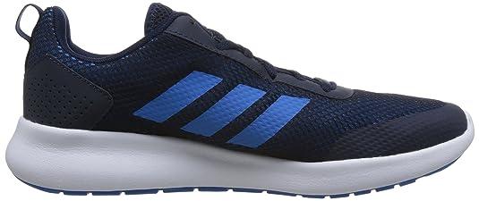 CF Element Race, Chaussures de Running Homme, Bleu (Collegiate Navy/Bright Blue/FTWR White Collegiate Navy/Bright Blue/FTWR White), 44 EUadidas