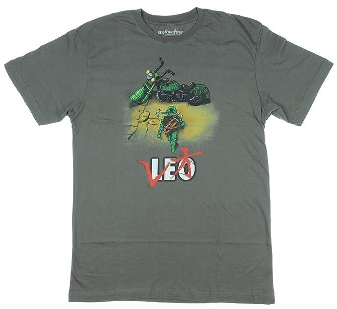 Teenage Mutant Ninja Turtles Leonardo Bike - Camiseta de ...