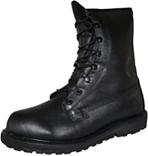 Amazon.com: Bates Infantry Combat Boots BLACK - U.S. Military ...
