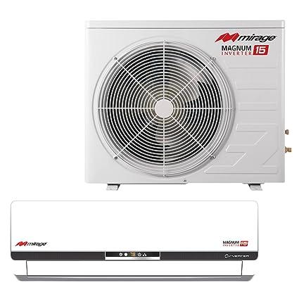 amazon com mirage mini split air conditioners 2017 models now in rh amazon com mirage minisplit manual control mini split mirage x3 manual