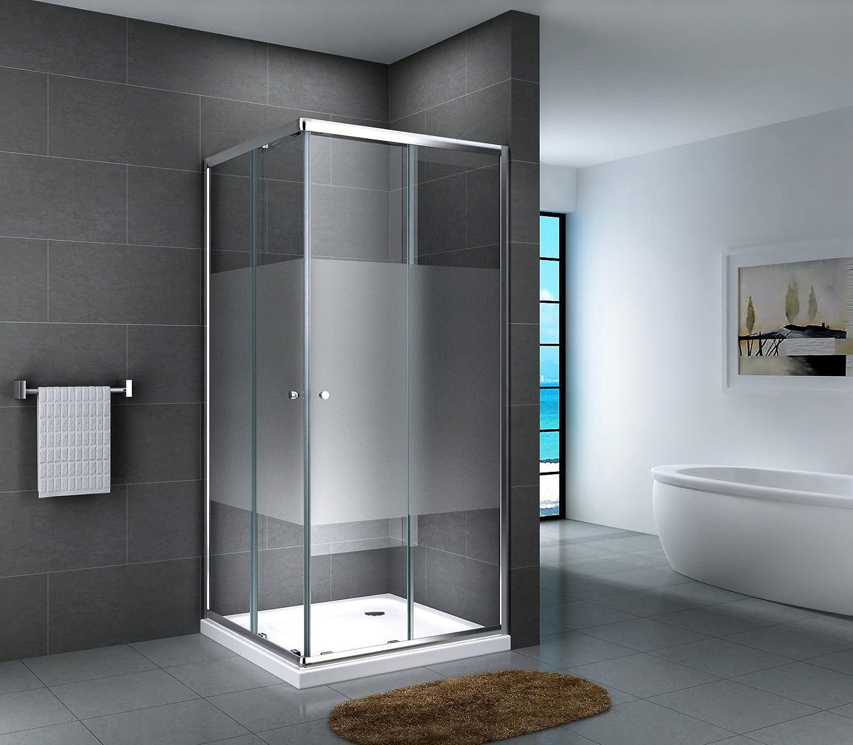 Cabina de ducha esquina ducha templado de mampara ducha Taza de ...