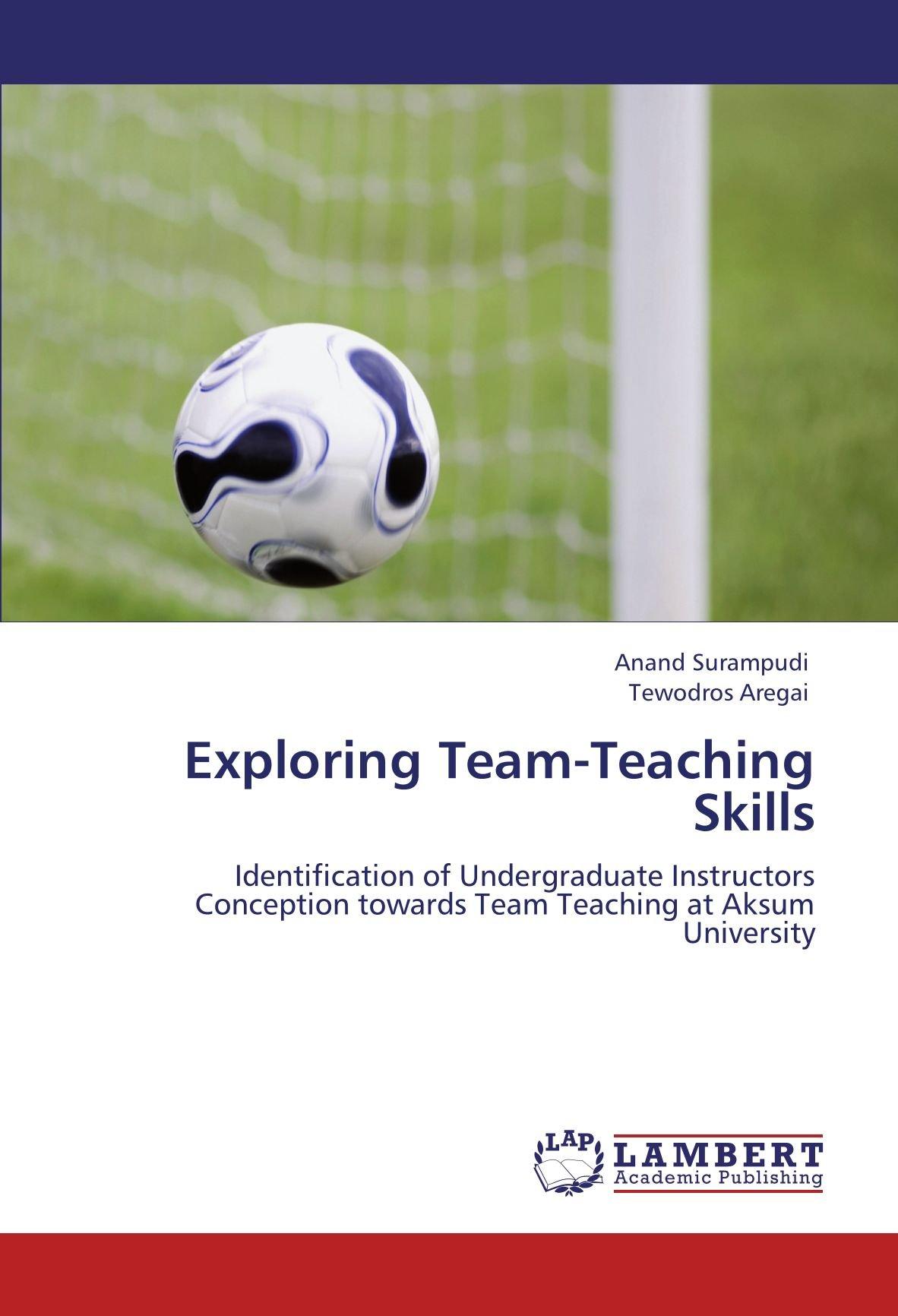Exploring Team-Teaching Skills: Identification of Undergraduate