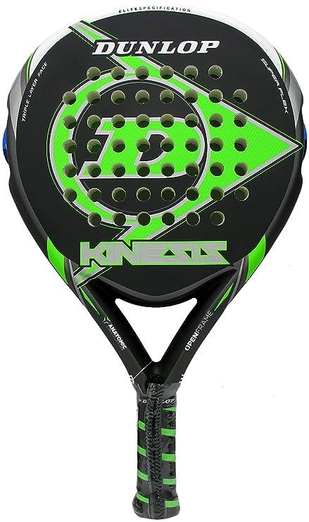 Pala de Pádel Dunlop KINESIS Verde: Amazon.es: Deportes y ...