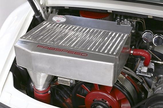 fabspeed de los seductores Intercooler para 1978 - 1989 Porsche 911 Turbo 930: Amazon.es: Coche y moto