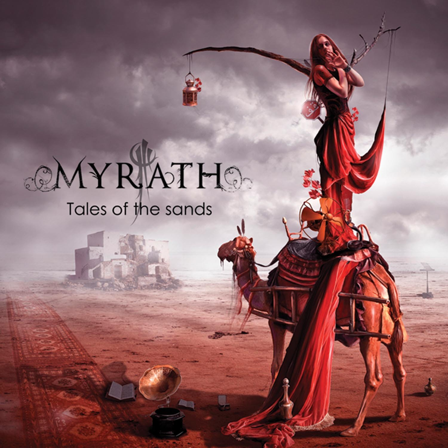 Tales Of The Sands / Myrath